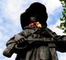 Het Opstand van Warschau monument, Warschau