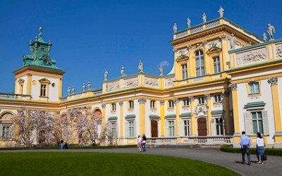 Wilanow Palace - Royal Route