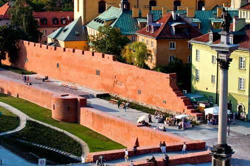 City break in Warsaw 3 days (2 nights)