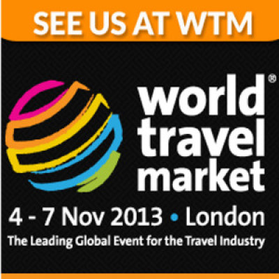 See us at WTM