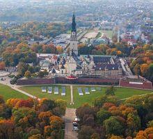 Czestochowa, Jasna Gora heiligdom