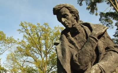 Frederic Chopin monument