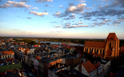 Torun with its Old Town