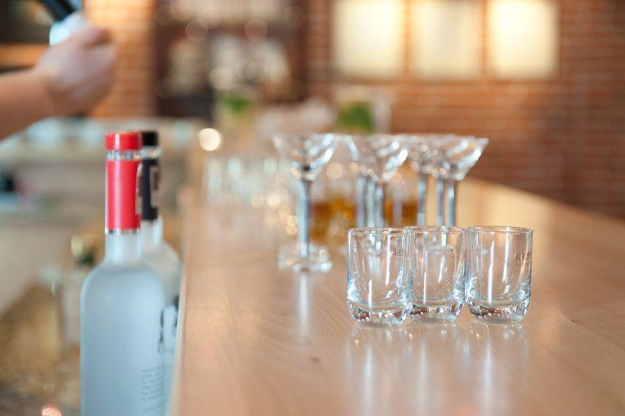 Poolse wodka proeverij