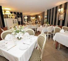 Restaurant in nobele familie stijl