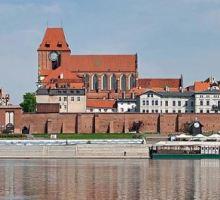 Tour naar Torun, Polen