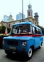 Warsaw tour in communist style