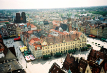 Wroclaw stadstour