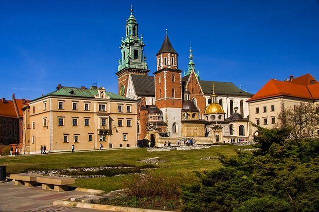 Krakau, Wawel kathedraal