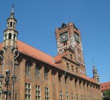 Torun stadshuis