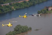 Helikopter vluchten
