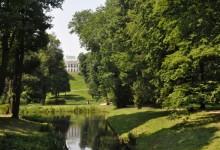 Koninklijk Lazienki park in Warschau