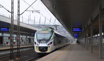 Masovian Railways train