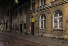 Krakau, de Oude Synagoge