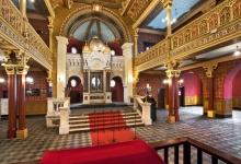 Krakau, Tempel Synagoge