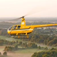 Helikopter Robinson R44