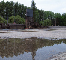 Auschwitz & Birkenau concentratiekamp