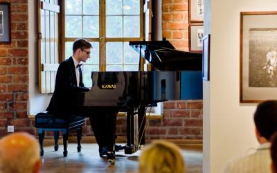 Chopin concert in de Oude Stad