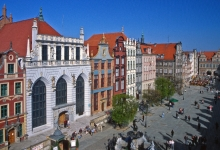 Gdansk, Oude Stad