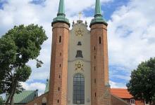 Gdansk, Oliwa Kathedraal