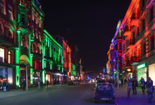 Lodz, Piotrkowska Straat