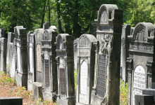 Lodz, Joodse begraafplaats