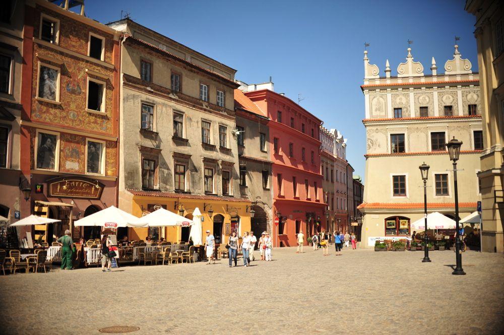 De Oude Stad in Lublin