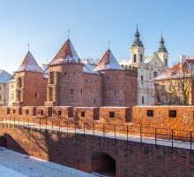 De Oude Stad, Warschau